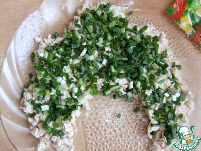 Салат красавица рецепт фото пошагово