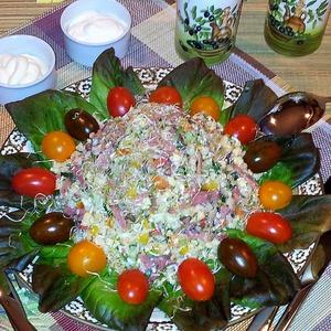 Рецепт Аппетитный салат