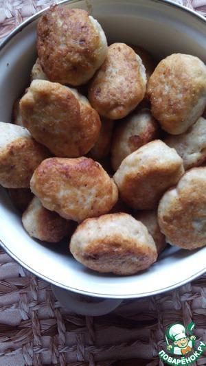 Рецепт Вкусные куриные котлетки