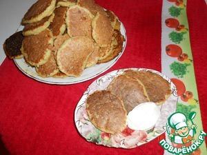 Рецепт Кабачково-картофельные оладьи
