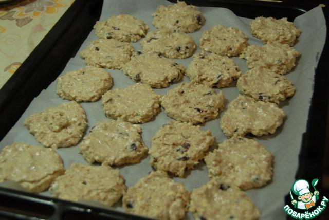 Овсяное печенье при сахарном диабете 2 типа