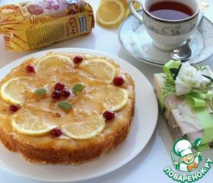 Рецепт Китайский имбирный торт