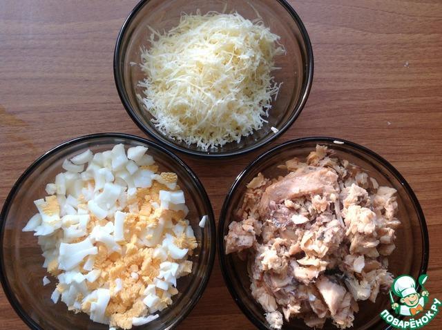салаты на осень рецепты с фото