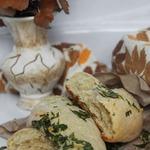 Плетенки из дрожжевого картофельного теста