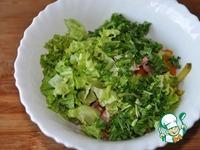 Немецкий пивной салат ингредиенты