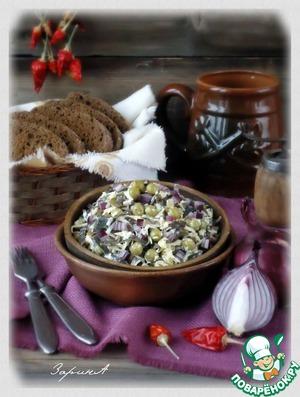 Рецепт Салат «Славянский»