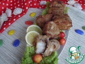 Рецепт Минтай в пикантном маринаде