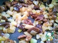 Курица с грибами, запечённая под шубой ингредиенты