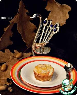 Рецепт Рыбные маффины