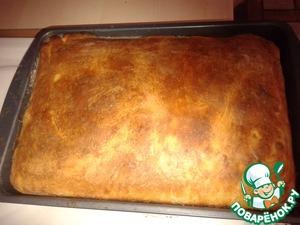 Рецепт Пирог из мойвы