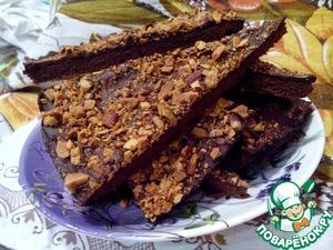 Рецепт Шоколадный шортбред