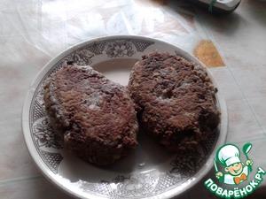 Рецепт Котлетки из говяжьего сердца