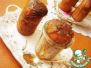Рецепт Маффины с фейхоа и цитрусовой глазурью
