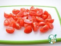 Салат с курицей и помидорами черри ингредиенты