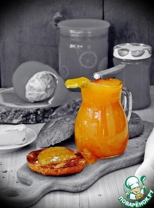 Рецепт Апельсиновый джем в мультиварке
