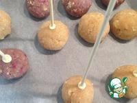 Рецепт кейк попсов из печенья и сгущенки рецепт