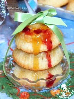 Рецепт Мандариновые кексы на скорую руку
