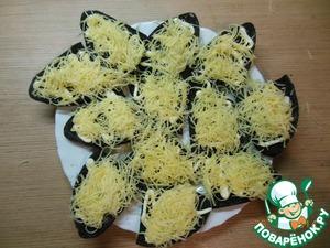 Рецепт Гренки с сыром и чесноком