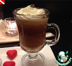 Рецепт Ирландские кофейные чашечки
