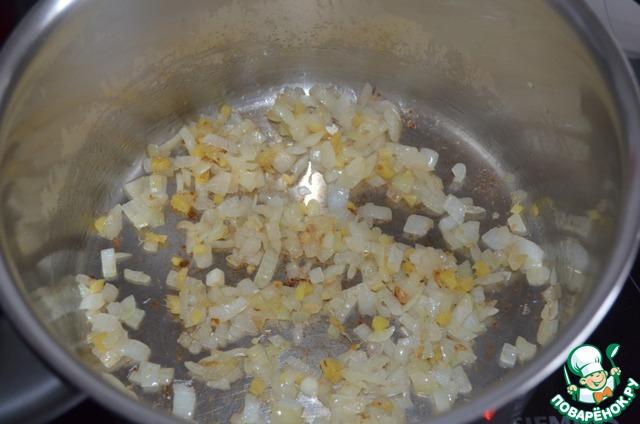 рецепт молочный суп с молоком