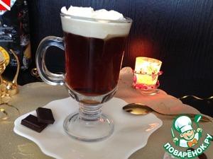 Рецепт Настоящий ирландский кофе