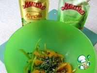 Салат «Севильский» ингредиенты