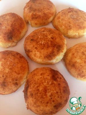 Рецепт Самые вкусные сырники