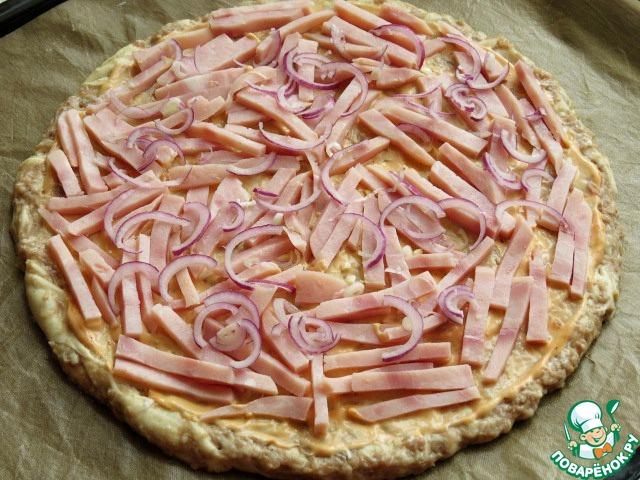 Пицца из пельменного теста рецепты