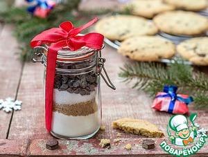 Рецепт Подарочный набор для американского печенья
