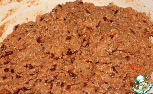 Рецепты котлет из говяжьей печени