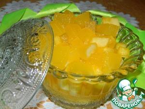 Рецепт Лимонная тыква