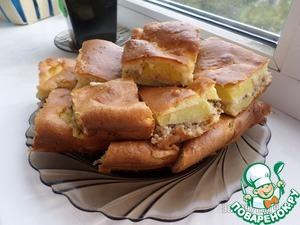 Рецепт Запеканка с картофелем и сардинами