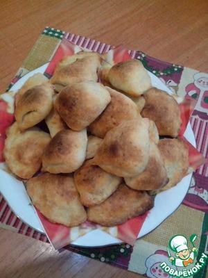 Рецепт Венгерские ватрушки-рецепт моей мамочки
