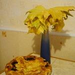 Пирог Сдобный с вареньем