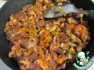 гречка с сердечками в духовке рецепт