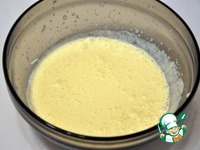 Сметанное пирожное в мультиварке ингредиенты