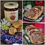 Печенье с инжиром и брусничным соусом D'arbo