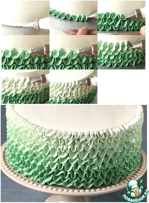 Мороженое торт на заказ самара фото 4