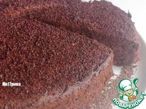 Рецепт Шоколадный пирог с кабачком