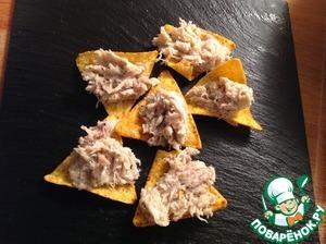 Рецепт Варенье куриное или тушенка (Rillettes)
