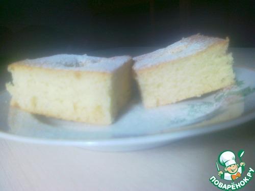 Быстрые пироги без яиц