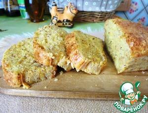Рецепт Кекс с тунцом и горчицей