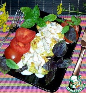 Рецепт Запеченные картофельные котлеты