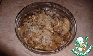 Как готовить Тушёные грибы в мультиварке домашний рецепт приготовления с фотографиями