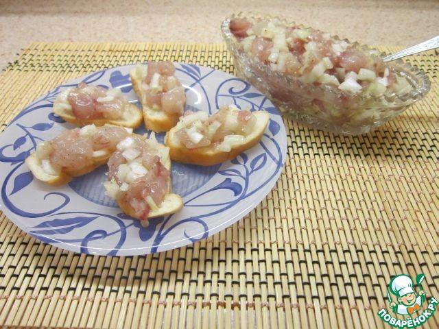 хариус в духовке рецепт с фото пошагово