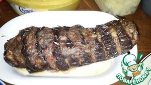 Рецепт Баклажан, запеченный с мясом