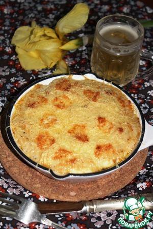 Рецепт Запеченные яйца, по-провански