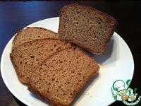 Закваска для ржаного хлеба ингредиенты