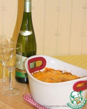 Рецепт Рагу из овощей с сыром по итальянски