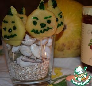 Рецепт Печенья на Хэллоуин